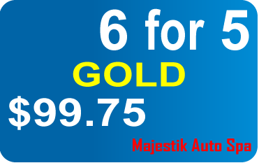 6 for 5 GOLD $99.75