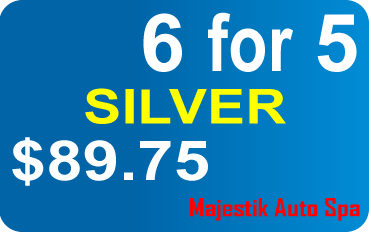 6 for 5 SILVER $89.75